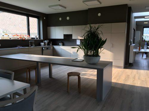 Keuken woonzorgcentrum Ocura A