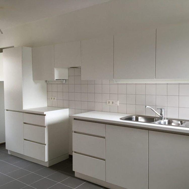 Ombouw van rijkswachtkazerne tot appartementen Overpelt
