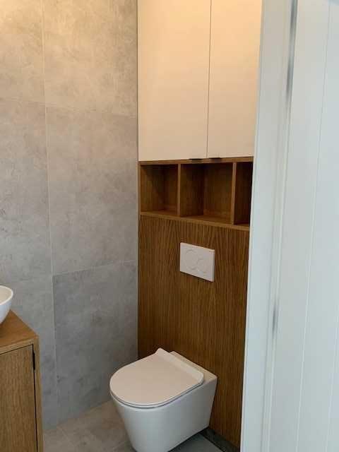 Inbouwkast wc