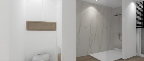 3D beeld wc